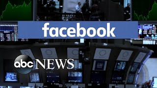 Facebook stock drops amid data fallout - ABCNEWS