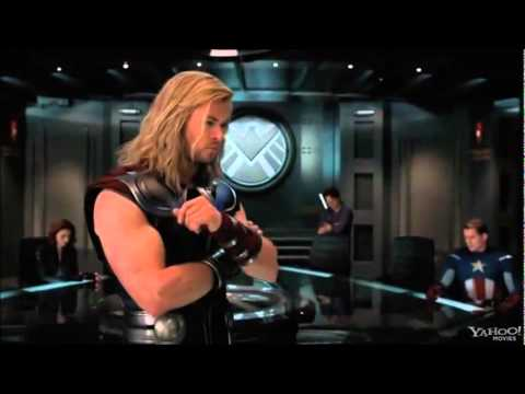 The Avengers 2012 - Teaser Trailer promo  (HD)