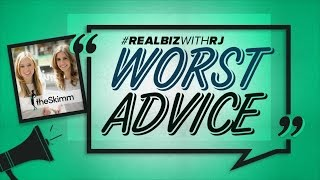 theSkimm | Worst Advice | Real Biz with Rebecca Jarvis - ABCNEWS