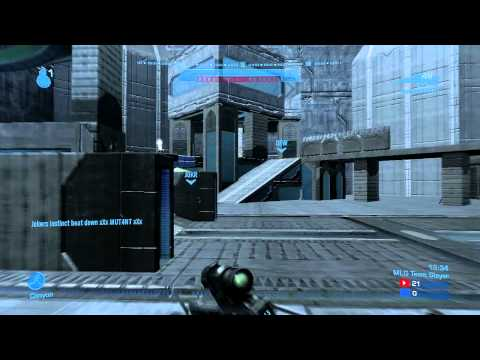 Roy (An MLG Pro) :: Halo: Reach 50-0 Win - Sanctuary Team Slayer Perfection