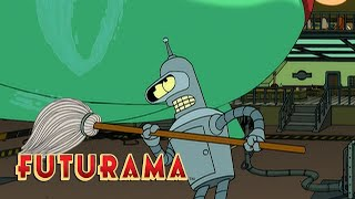 FUTURAMA | How To Date A Spaceship | SYFY - SYFY