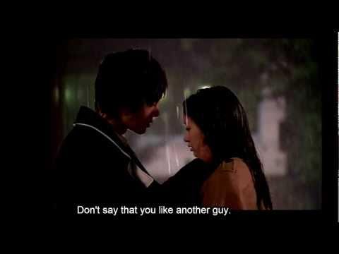 Playful Kiss : 3rd Kiss ( Rain Scene )