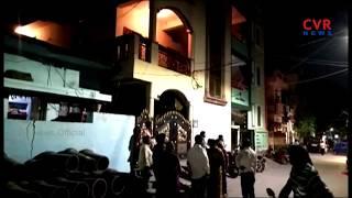 హైదరాబాద్ లో దోపిడీ దొంగల హల్ చల్..| Thieves Hulchul at Ramanthapur in Hyderabad | CVR News - CVRNEWSOFFICIAL