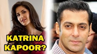 Salman Khan addresses Katrina kaif as 'Katrina Kapoor' - EXCLUSIVE