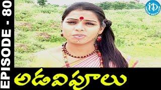 Adavipoolu || Episode 80 || Telugu Daily Serial - IDREAMMOVIES