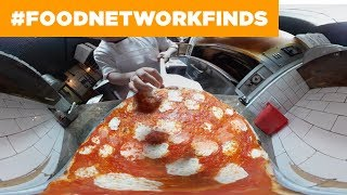 360° of New York City Pizza | Food Network - FOODNETWORKTV