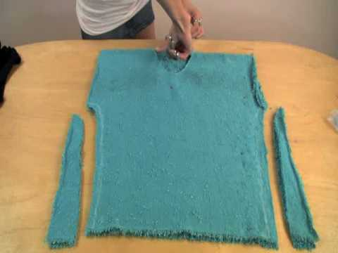 Create A Lux Short Sleeved Sweater