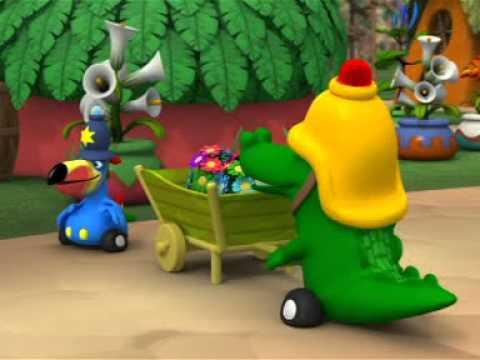 Przystanek dżungla - Mucha Fifi. Oglądaj w Disney Junior!