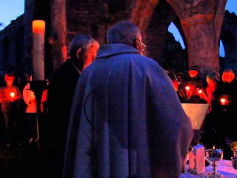 Easter Sunday 2014   Dawn Mass, Adare