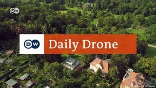 #DailyDrone: Haus am Horn, Weimar | DW English - DEUTSCHEWELLEENGLISH