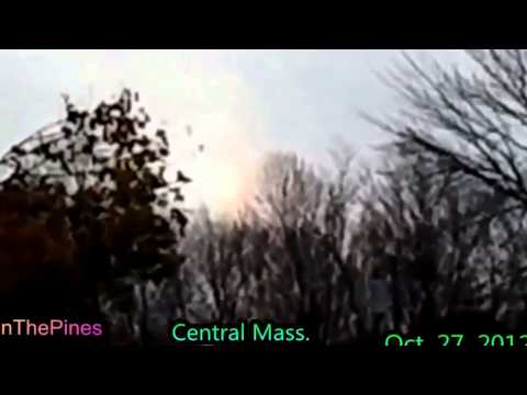 Halo Seen During Hurricane Sandy-Across Eastern U.S.A====