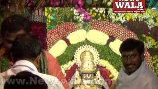Raja Singh BJP MLA visited Bhagya Laxmi temple at Charminar - THENEWSWALA