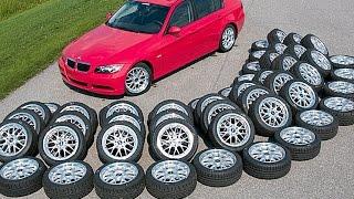Подбор шин по автомобилю