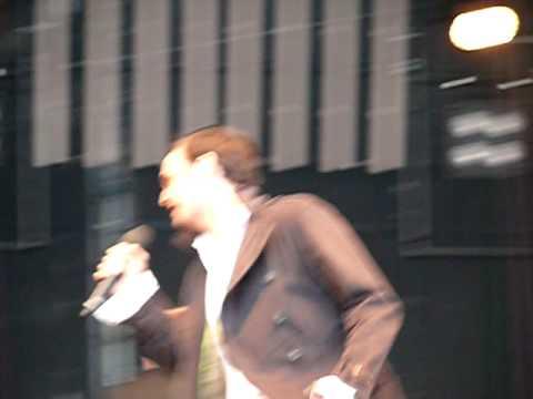Ich bin Dein Spiegel (Drew Sarich) - Donauinselfest 2009