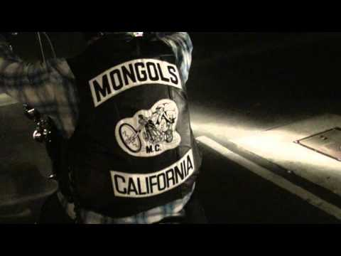 Mongols MC - Support The Black & White