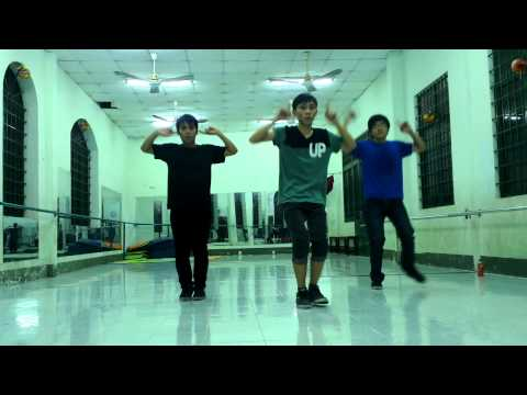 [The Black Spark Crew]She Neva Know choreography by TBSCrew
