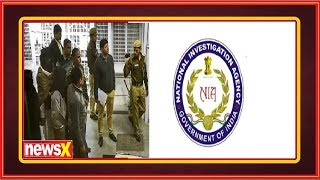 NIA raids 7 places in Western U.P. and Punjab in connection with ISIS inspired module case - NEWSXLIVE