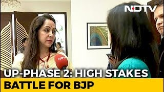 I Have Been A 'Brajwasi' For 35 Years: BJP's Hema Malini Talks To NDTV - NDTV