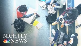 Hackers Make Student Data Public In Escalating Demands For Ransom | NBC Nightly News - NBCNEWS
