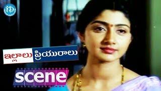 Illalu Priyuralu Movie Scenes - Divya Unni Asks Apologise To Venu || Divya Unni - IDREAMMOVIES