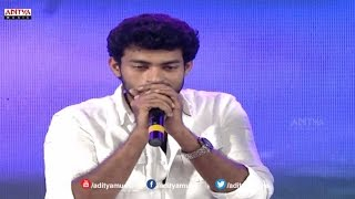 Varun Tej Speech At Govindudu Andarivadele Audio Launch - ADITYAMUSIC