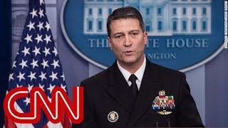 Whistleblowers detail allegations against Trump's VA pick Ronny Jackson - CNN