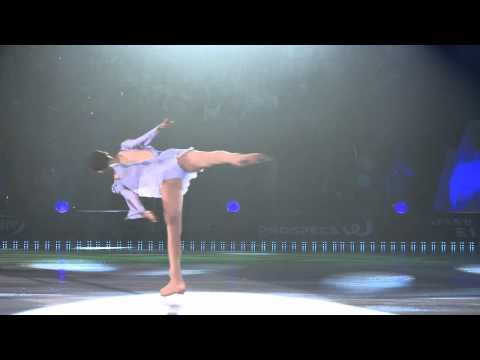 Yuna Kim Someone Like You @ E1 All That Skate Spring 2012