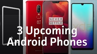 These 3 upcoming Android phones could put the iPhone XS Max to shame - PCWORLDVIDEOS