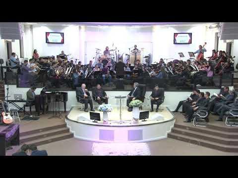 Orquestra Celebração - Maravilhosa graça - 08 10 2017