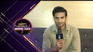 Sudheer Babu Wishes All A Very Happy #WorldMusicDay - MAAMUSIC