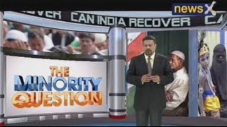 Can India recover with Vir Sanghvi: The Minority question - NEWSXLIVE