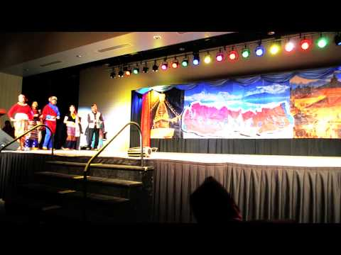 SDSU Nepal Nite 2013 - Part 7 Fashion Show: Showcase of Traditional Nepalese Costumes