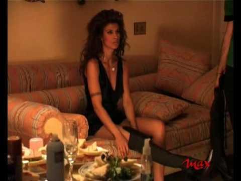 Elisabetta Canalis, i video del backstage – Calendario MAX.flv