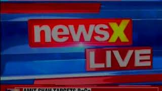 Amit shah  says 'Saving the constitution or saving the dynasty' to Rahul's reamrk on PM Modi - NEWSXLIVE
