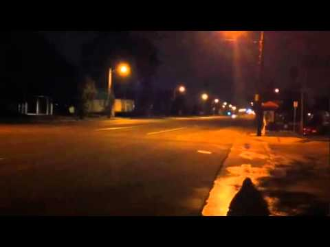 Breezy's turbo integra vs Daily's turbo civic(team firme) street racing