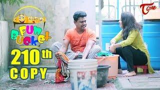 Fun Bucket   210th Episode   Funny Videos   Telugu Comedy Web Series   Harsha Annavarapu   TeluguOne - TELUGUONE