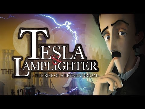 TESLA and The LAMPLIGHTER - short film (official teaser)