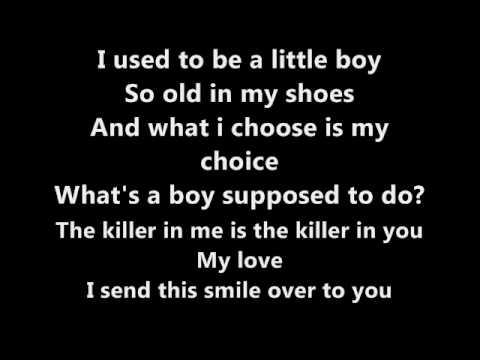Smashing Pumpkins - Disarm Lyrics.wmv