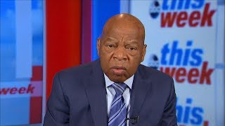 Rep. John Lewis calls Trump 'a racist' for his 's---hole countries' comment - ABCNEWS