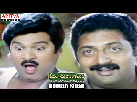Kshemanga Velli Labanga Randi Comedy Scenes - Rajendra Prasad & Prakash Raj Comedy