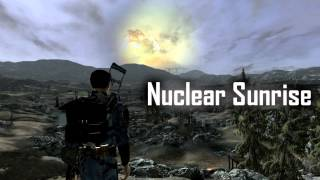 Royalty Free :Nuclear Sunrise