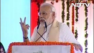 पीएम मोदी ने पिछली सरकारों पर किसानों की उपेक्षा का आरोप लगाया - NDTVINDIA