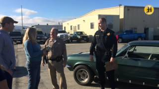 بعد 30 عاما من سرقتها.. امرأة تستعيد سيارتها (بالصور و الفيديو)