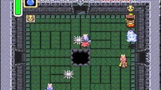 Скоростное прохождение игры Legend of Zelda   A Link to the Past