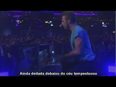 Coldplay - Paradise HD -  Legendada - David Letterman