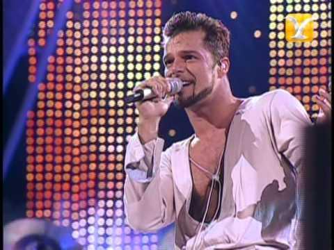 Ricky Martin, Fuego Contra Fuego