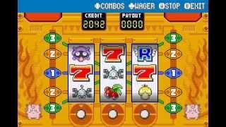 Pokemon slot machine fire red