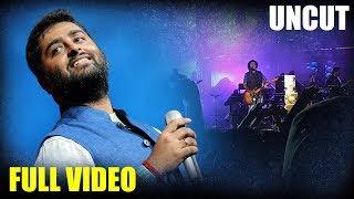 UNCUT | Arijit Singh | Nucleya LIVE Performance At EVC Mumbai Concert 2017 | Full Video - HUNGAMA