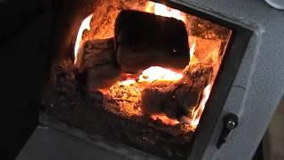 Топливные брикеты или дрова,что лучше. Эксперемент!!!