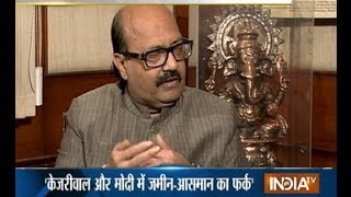 Amar Singh's exclusive interview with India TV - INDIATV